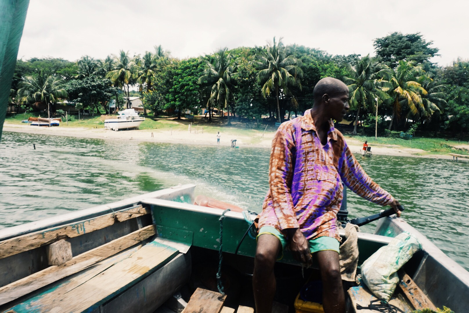 EXPLORING GHANA: THE LEGENDARY LAKE BOSOMTWE